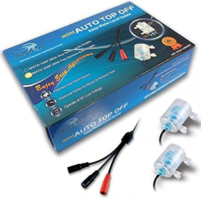AutoAQUA Aquarium Fish Tank Automatic Water Changer Top Up System