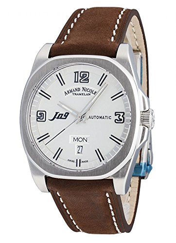 Armand Nicolet - Men's Watch - 9650A-AG-P865MR2