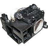azurano Ersatzlampe für NEC NP16LP, 60003120 mit Gehäuse