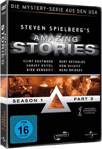 Steven Spielberg's Amazing Stories - Season 1.3