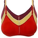 #9: Framino Women's Full Coverage Non Padded Mould Bra