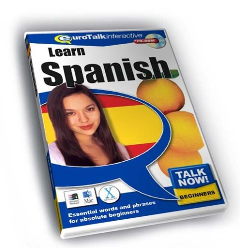 Talk Now Learn Spanish: Essential Words and Phrases for Absolute Beginners (PC/Mac) Test