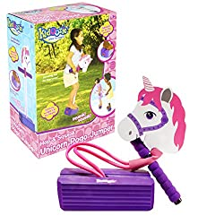 Kidoozie Unicorn Foam Pogo Jumper