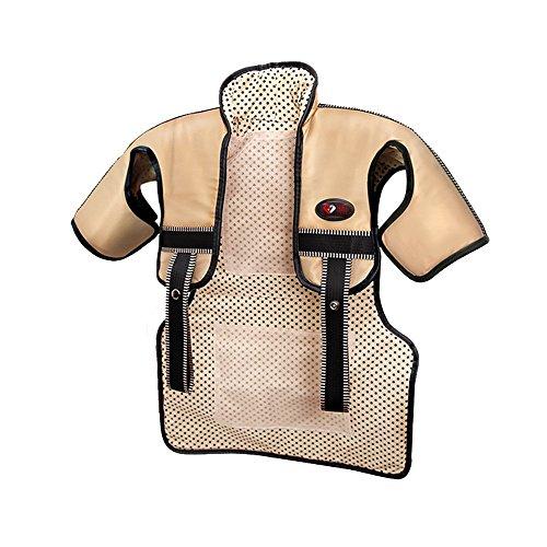 Unbekannt Beste Hausmassage Massageschal Zervikale Schulter Nackenmassagegerät Vibrationsmassage bequeme Verwendung (größe : Applicable Shoulder: 30-50cm)