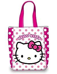 Karactermania Hello Kitty  Bolso Bandolera, 29 cm, Rosa