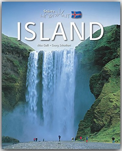 Horizont ISLAND - 160 Seiten Bildband mit über 230 Abbildungen - STÜRTZ Verlag (Horizont, Abbildung)