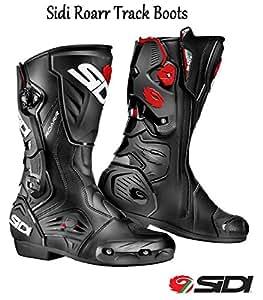 MOTORBIKE SIDI ROARR ADULT BOOTS New 2016 Motorcycle Quad MX Sports Track Racing Touring Aggressive Road Boots (EU 43)