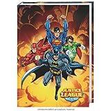 DC Comics 2013 17-Monats-Kalenderbuch A6 - Justice League