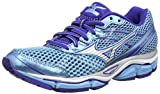 Mizuno Wave Enigma 5, Womens Running Shoes, Bluegrotto/Silver/Cblue, 8 UK
