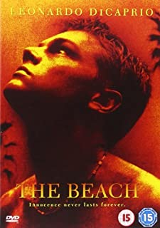 The Beach by Leonardo DiCaprio
