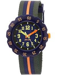 FlikFlak Boys Analogue Quartz Watch with Textile Strap FPSP021