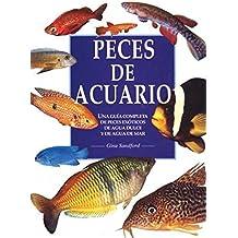 PECES DE ACUARIO. (GRAN FORMATO) (GUIAS DEL NATURALISTA-PECES-MOLUSCOS-BIOLOGIA MARINA)