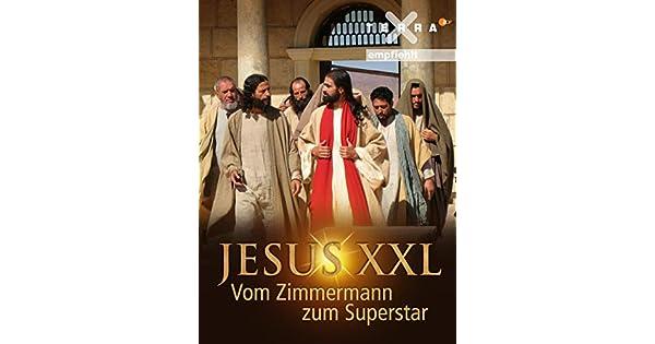 Amazonde Jesus Xxl Vom Zimmermann Zum Superstar Ansehen Prime