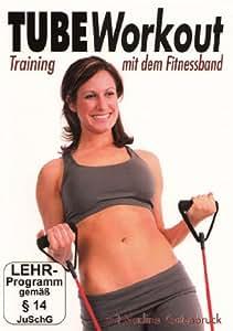 Tube Workout - Training mit dem Fitnessband