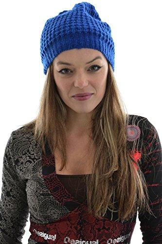 Only -  Cappello alla pescatora  - Donna blu Taglia unica