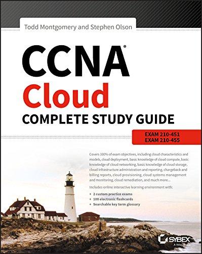 CCNA Cloud Complete Study Guide: Exam 210-451 and Exam 210-455 (English Edition) por Todd Montgomery