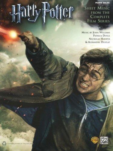 Blue Harry Potter (Harry Potter complete -- die Filmmusik aus allen sieben Teilen arrangiert für Klavier [Musiknoten])