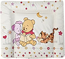 Zöllner Disney Wickelauflage Softy Stylished Pooh (Book Pooh) 75x85cm