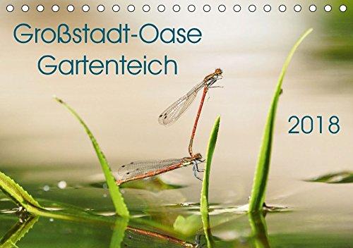 Großstadt-Oase Gartenteich (Tischkalender 2018 DIN A5 quer): Die Stille trügt (Monatskalender, 14 Seiten ) (CALVENDO Tiere) [Kalender] [Apr 14, 2017] Wibke Hildebrandt, Anne (Hildebrandt Poster)
