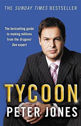 Tycoon by Peter Jones (2008-12-23)