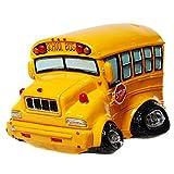 Spardose,Sparschwein,Sparbüchse lustiger Schulbus,Bus