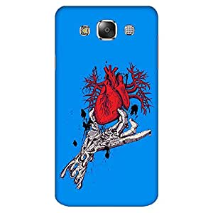MOBO MONKEY Printed Hard Back Case Cover for Samsung Galaxy E5 - Premium Quality Ultra Slim & Tough Protective Mobile Phone Case & Cover