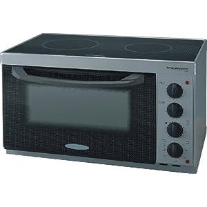 ROMMELSBACHER KML 3001 Kitchen Master - KLEINKÜCHE - 3000 Watt - anthrazit