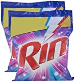 #6: Big Bazaar Combo - Rin Detergent Powder 1Kg (Pack of 2) Promo Pack