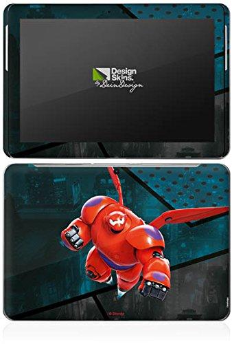 DeinDesign Samsung Galaxy Tab 2 10.1 Case Skin Sticker aus Vinyl-Folie Aufkleber Disney Baymax Merchandise Fanartikel