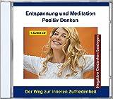 Entspannung und Meditation Positiv Denken - Positives Denken Hörbuch Audio-CD - Positive Psychologie und Gedanken, Verhaltensunterstützung