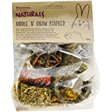 Boredom Breaker NATURALS Nibble N Gnaw Stacker 100g,