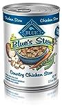 BLUE BUFFALO COMPANY Blue Buffalo blu da stufati e Chunky stufati
