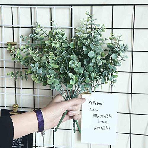 Dkings Künstliche Blumen im Freien UV-beständige Pflanzen Grün für Fenster Box Home Patio Yard Indoor Garten Licht Büro Hochzeitsdekor Großhandel, Hochzeit, Garten, Bauernhaus, Indoor Outdoor-Dekor