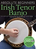 Absolute Beginners: Irish Tenor Banjo (Buch/Download Card)