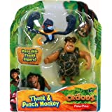 Les Croods Figurine Thunk & Punch - Thunk Et Bapoing