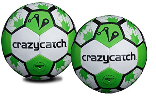 Crazy Catch - 2 x Crazy Catch Footballs Test