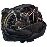 StillCool Borsa Trasporto Bici, per Bicicletta Pieghevole da 14 a 20 pollici (Nero)
