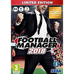 1 de Football Manager 2018 - Limited Edition