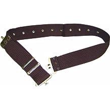 Rooster 505 - Cinturon portaherramientas   (5,72 cm, algodón y polyweb)