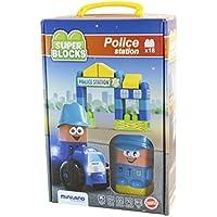 Miniland - Super Blocks Police Station (32353)