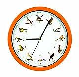 FLIXI VOGELUHR mit deutschen Vogelstimmen - GRATIS Informationsbroschüre