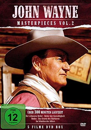 John Wayne-Masterpieces Vol.2 (5 Filme-300 Min.)