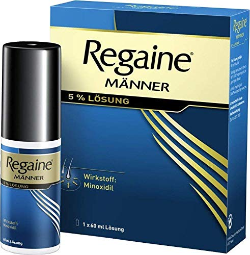 Regaine Männer 3X60 ml