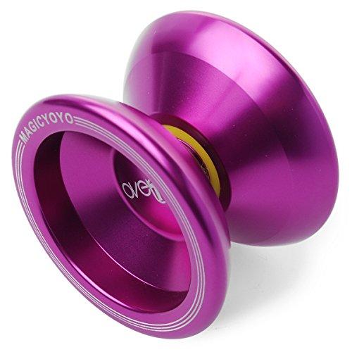 XCSOURCE® Yo-Yo Magique originale de yo-yo T5 aluminium Yo-Yo professionnel Jouets + 5 Cordes + Gant TH001