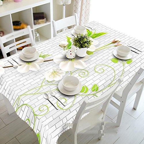 Kirschblüte, staubdichte 3D Tischtücher, umweltfreundliche, Digitaldruck, personalisierte Teemaschine Tuch , #1 , 150*230cm