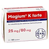 Magium K forte Tabletten, 100 St.