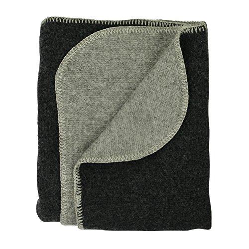 Disana-Double-Face-Decke-Wolldecke-100-BIO-Merinowolle