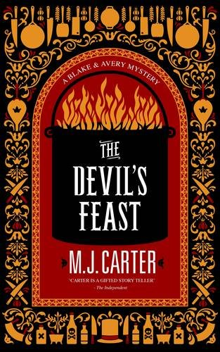The Devil's Feast (Blake and Avery 3)