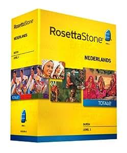 Rosetta Stone Version 4 TOTALe: Dutch Level 1 (Mac/PC)[OLD VERSION]