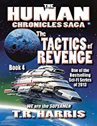 The Tactics of Revenge: (The Human Chronicles Saga Book #4) (English Edition)